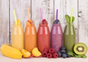 Bebidas antioxidantes
