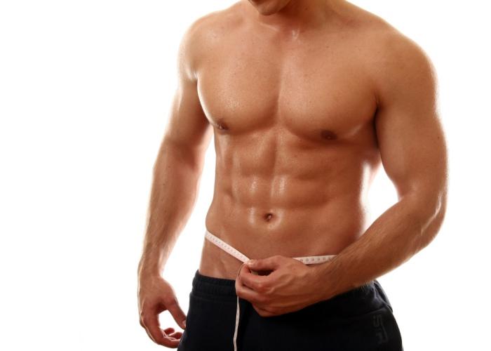 Adelgazar barriga y cintura hombres