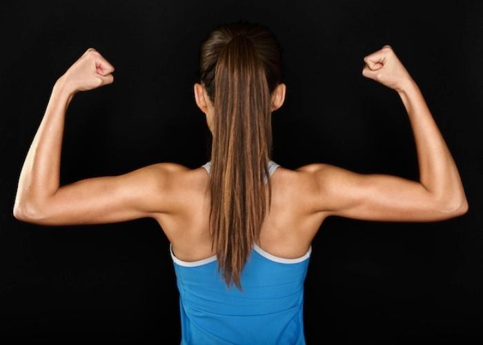 Flexión brazos