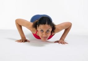 Flexiones brazo
