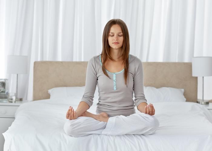 Meditaci n para dormir profundamente - Relajacion para dormir bien ...