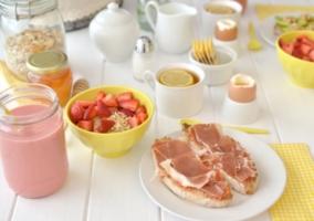 Desayuno calcio