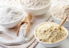 Efectos harinas legumbres