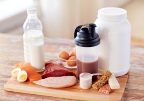 Fuentes proteína