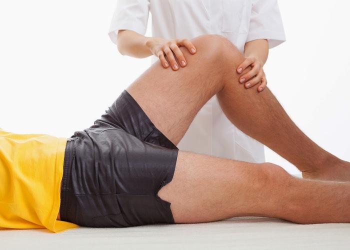 Masaje recuperación deportiva