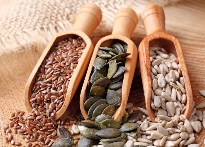 Salud semillas