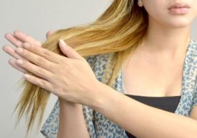 Acondicionador natural cabello