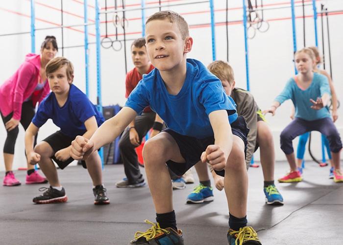 Adolescentes ejercicio