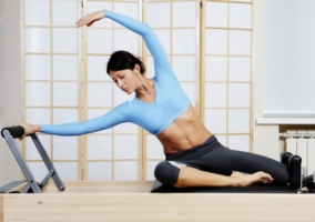 Beneficios pilates máquinas