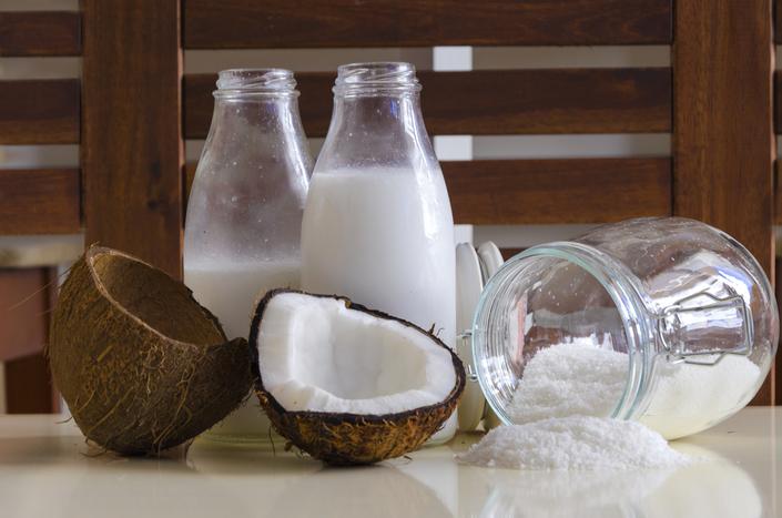 Leche de coco