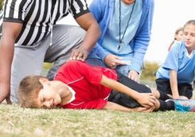 Lesiones niños