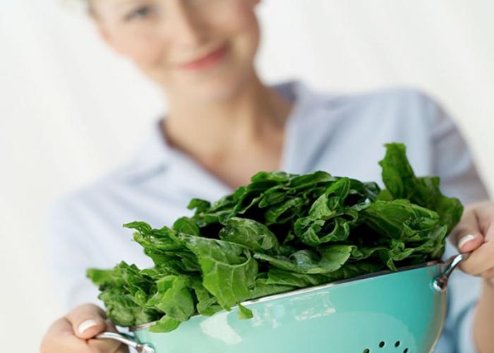 Alimento verde