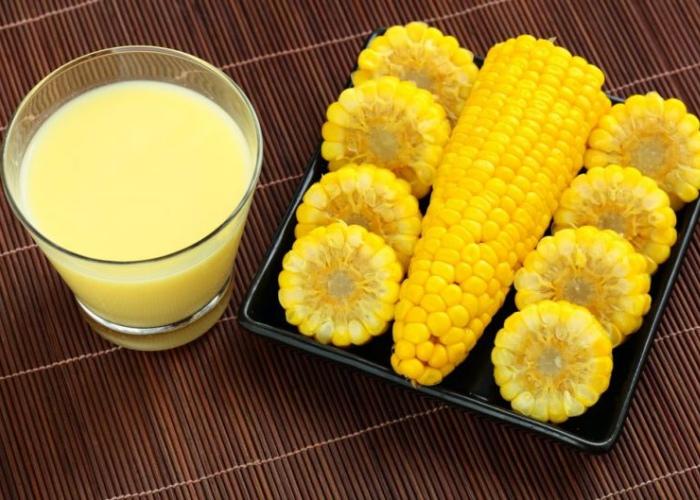 Bebida maíz