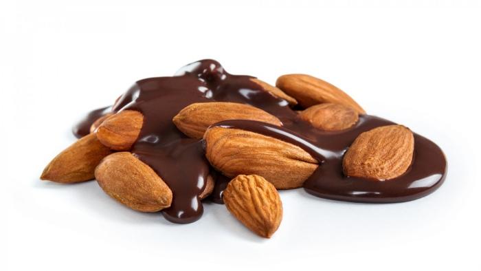 Chocolate almendras