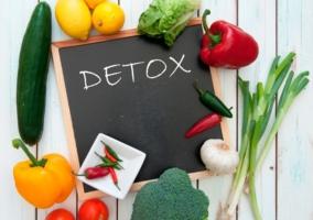 Alimentos desintoxicar