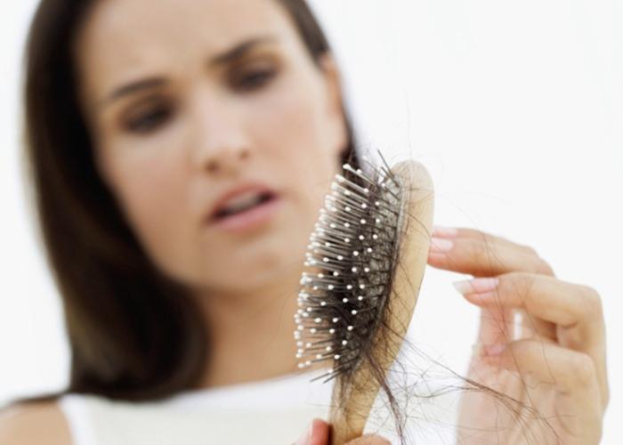 Resultado de imagen para caída de cabello