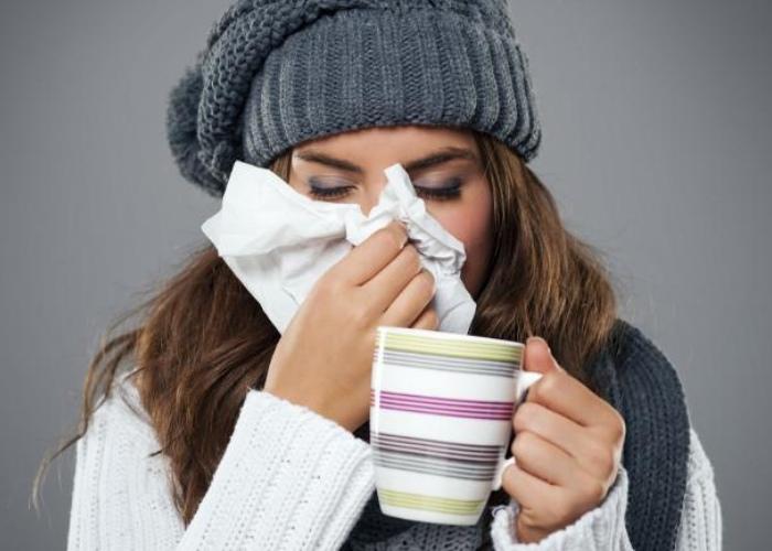 Persona resfriada