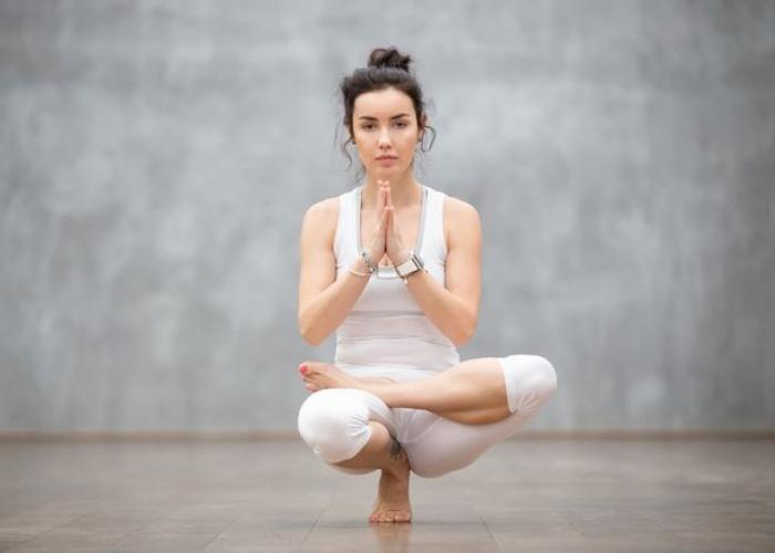 Postura Yoga