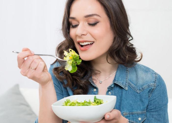Persona come saludable