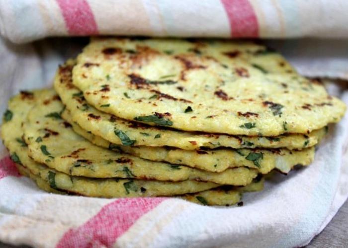 Tortillas calabacín
