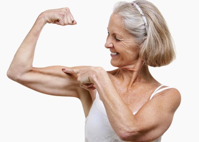 Adulto mayor ejercicio