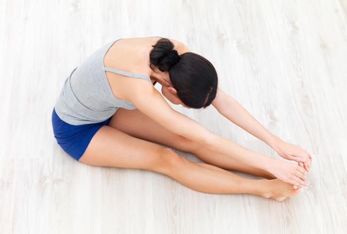 Persona flexibilidad