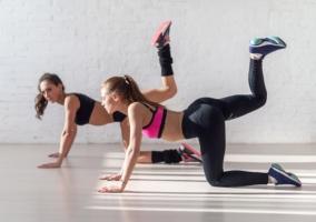 Sesión Pilates