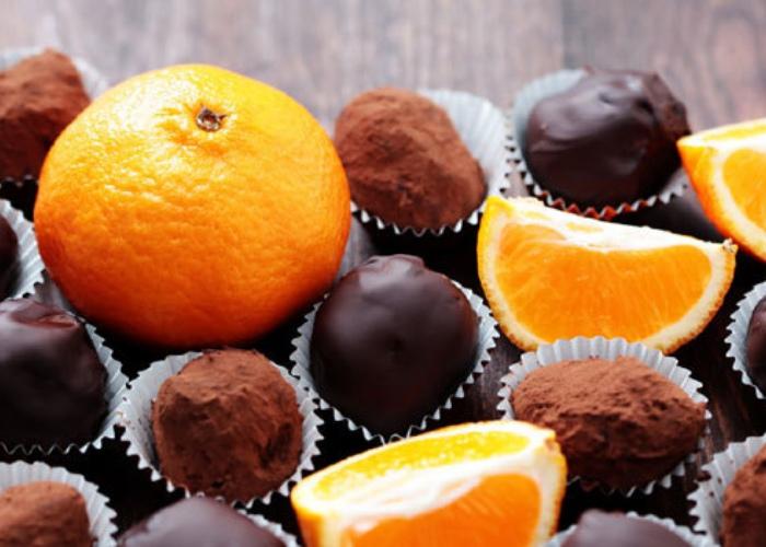 Trufas chocolate