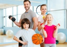 Familia ejercicio