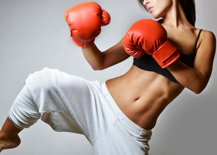 Como bajar de peso practicando boxeo