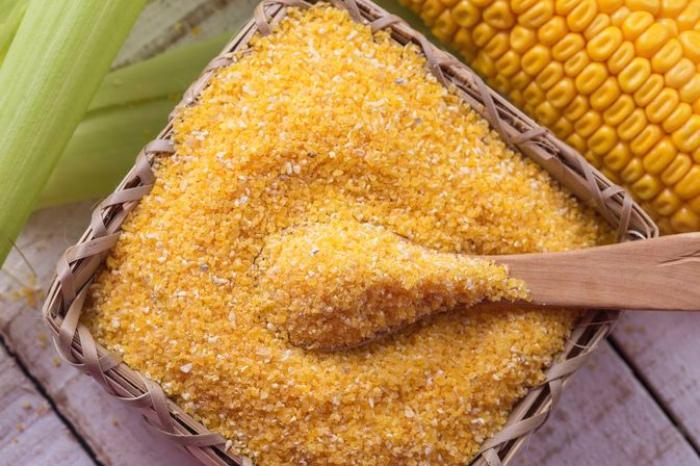 Harina maíz