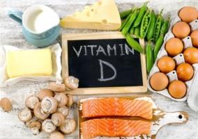 Alimentos vitamina D