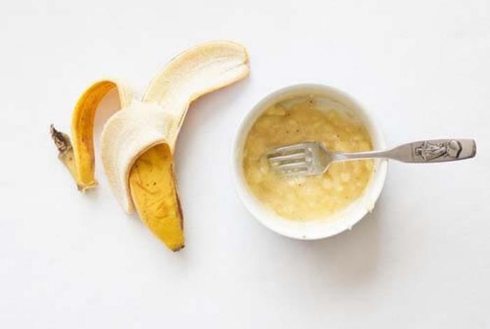 Mascarilla plátano