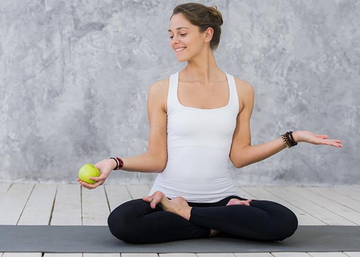 Yoga alimento