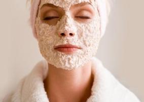 Mujer crema natural