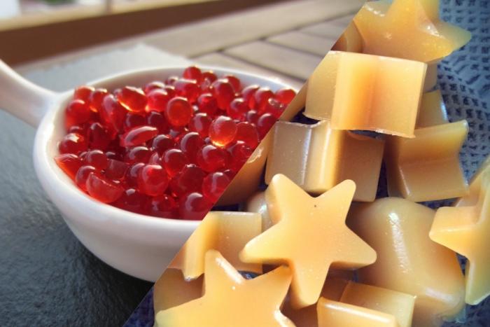 Gelatina de agar agar, deliciosa y saludable