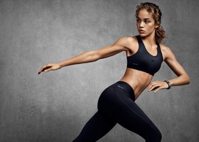 Mujer en forma