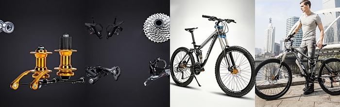 bicicleta oferta lauxjack gris