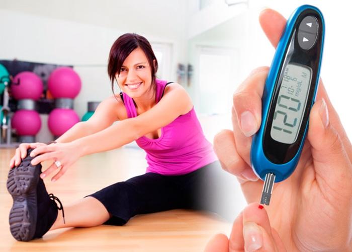 Ejercicios para la diabetes