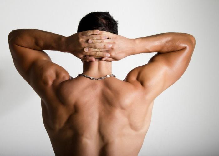 Espalda hombre