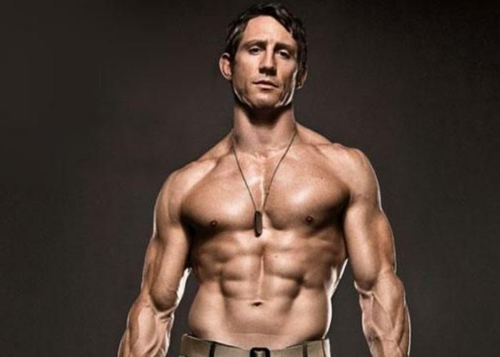 Hombre en forma
