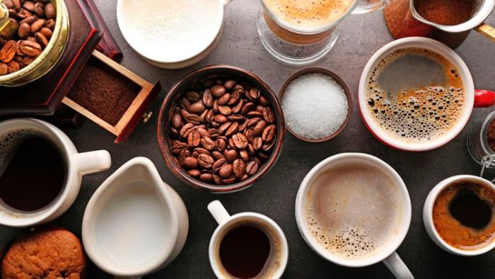 Variedades café