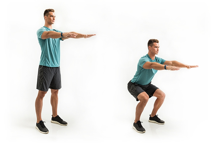ejercicios para fortalecer las rodillas