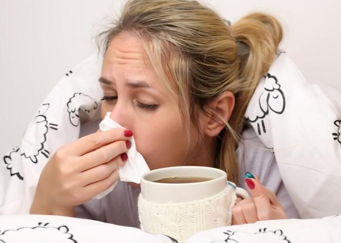 Recetas caseras para tratar resfriados