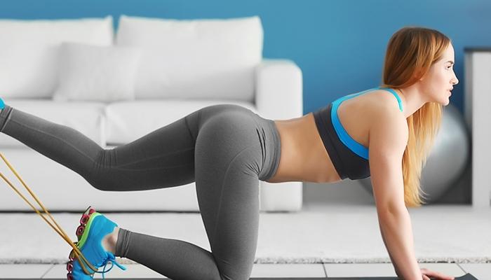 Endurece tus glúteos con estos ejercicios para hacer en casa