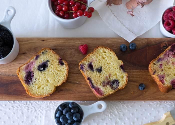 Pan de frutas
