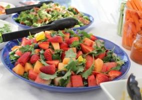 Platos ensaladas