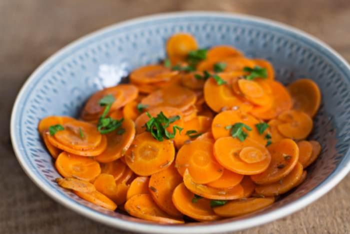 Ensalada zanahoria