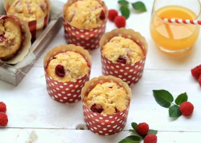 Cupcakes frambuesa