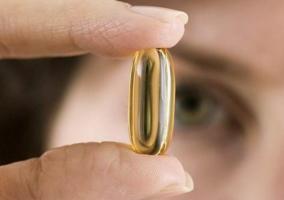 Cápsula vitamina E